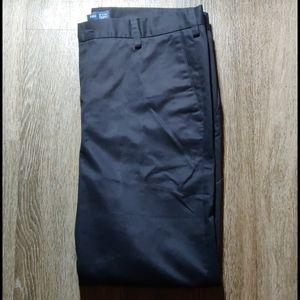 IZOD Black Dress Pants